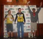 Ben gets 3rd at Blue Mtn Chainstretcher